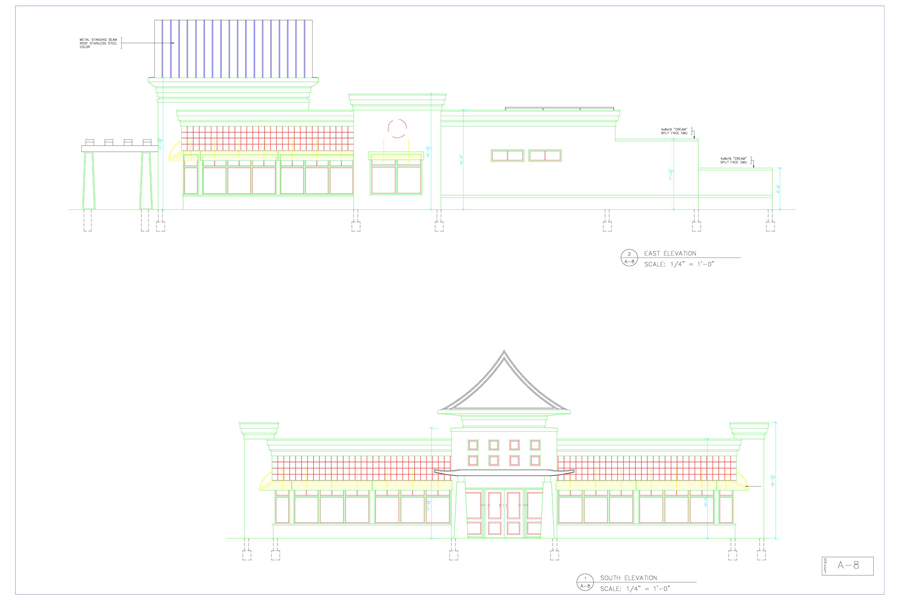 CAD Conversion Examples - Northeast Blueprint